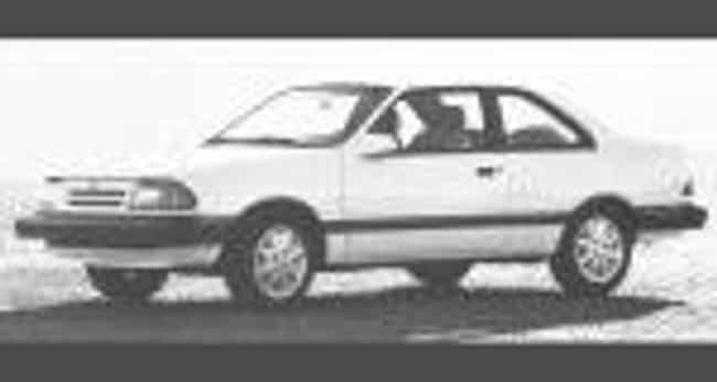 All Ford Tempo Cars List Of Popular Ford Tempos With Pictures