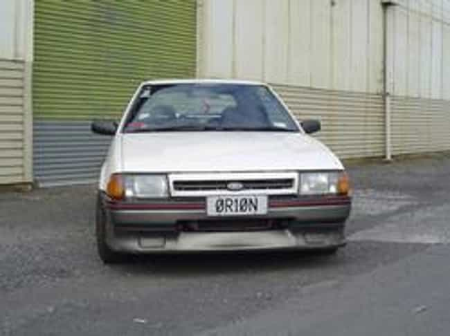 1985 Ford Laser is listed (or ranked) 2 on the list The Best Ford Lasers of All Time