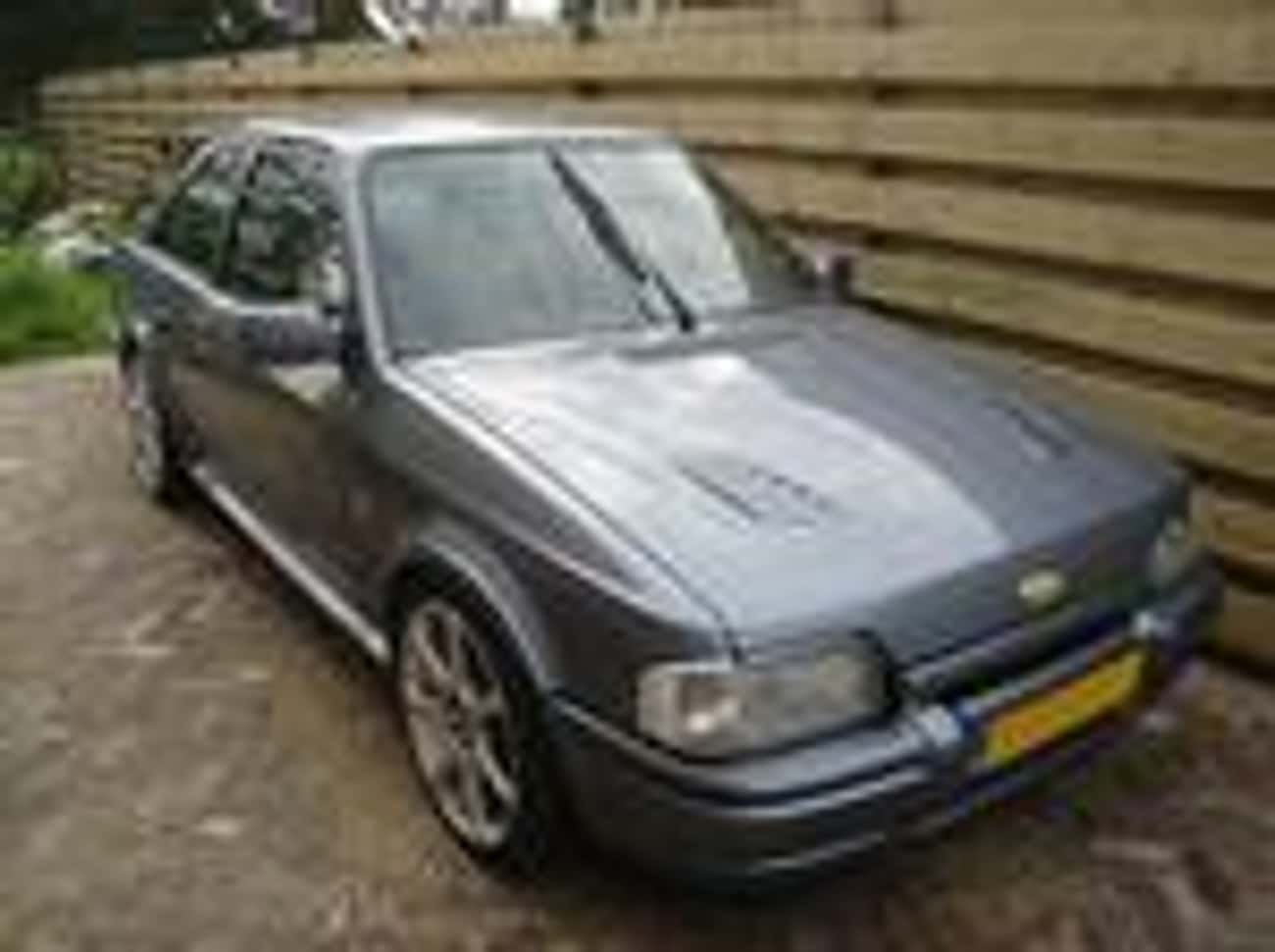 1985 Ford Escort Hatchback is listed (or ranked) 1 on the list List of Popular Ford Escorts