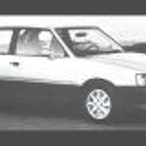 1986 Ford Escort Hatchback is listed (or ranked) 23 on the list List of Popular Hatchbacks