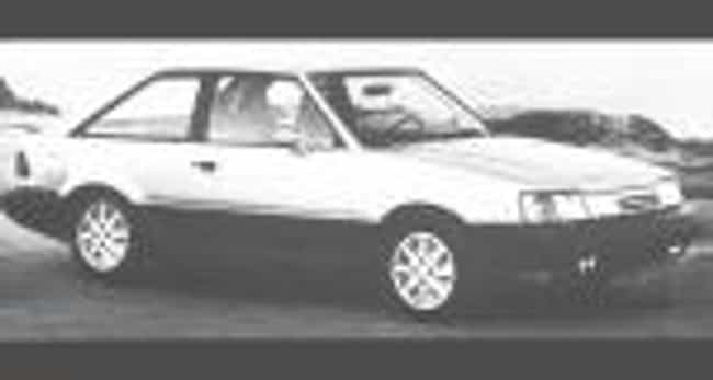 1986 Ford Escort Hatchba... is listed (or ranked) 3 on the list List of Popular Ford Escorts