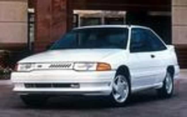 1991 Ford Escort Hatchback is listed (or ranked) 2 on the list The Best Ford Escorts of All Time