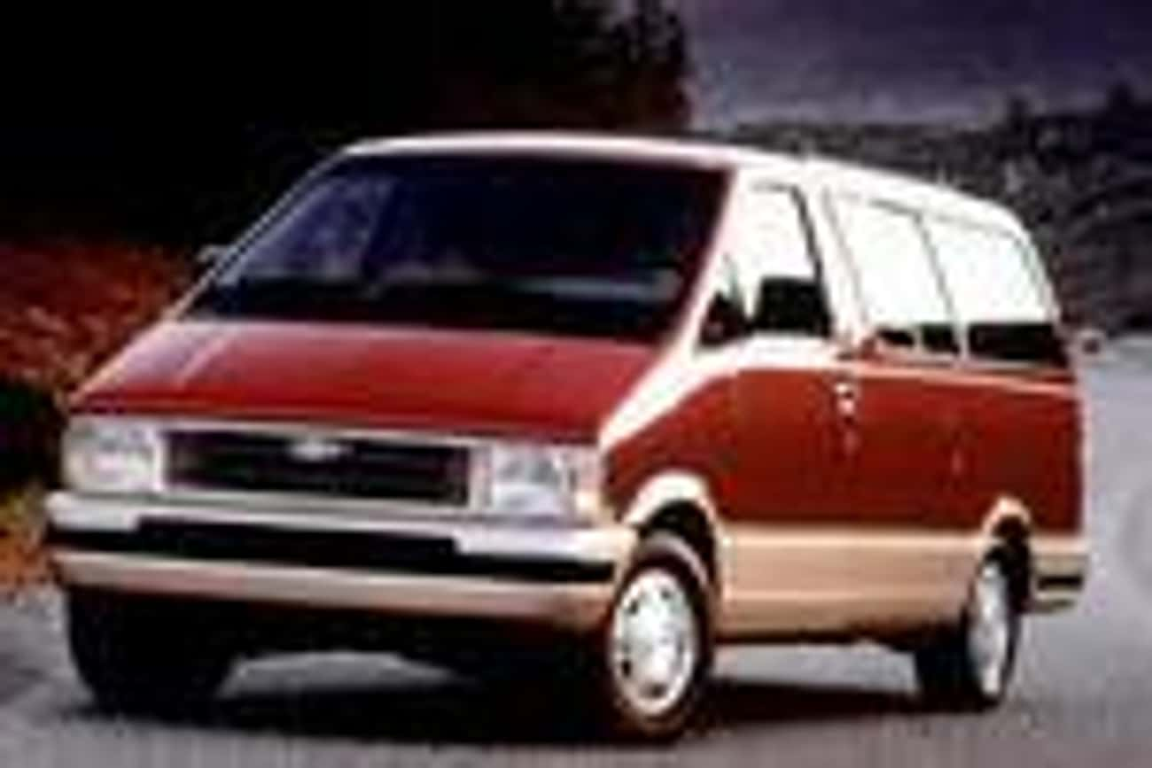 1990 Ford Aerostar Minivan AWD is listed (or ranked) 3 on the list List of 1990 Fords