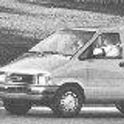 1989 Ford Aerostar Van