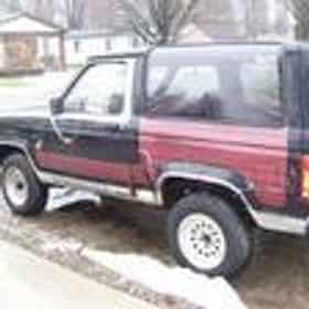 1986 Ford Bronco II SUV 4WD