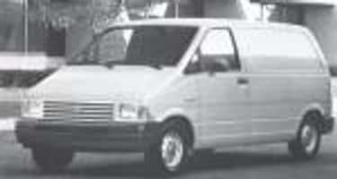 1986 Ford Aerostar Van
