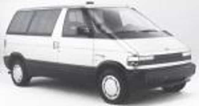 1987 Ford Aerostar Minivan is listed (or ranked) 1 on the list List of Popular Ford Minivans