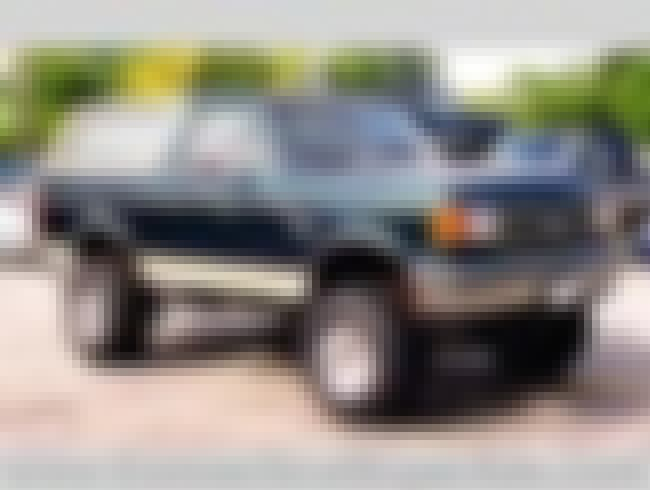 1990 Ford Bronco is listed (or ranked) 4 on the list The Best Ford Broncos of All Time