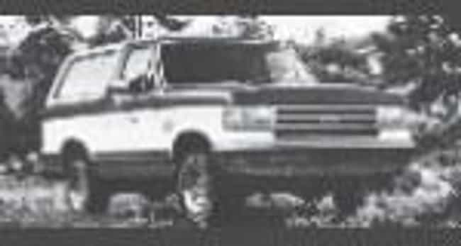 1989 Ford Bronco is listed (or ranked) 4 on the list The Best Ford Broncos of All Time