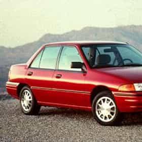1992 Ford Escort Station Wagon