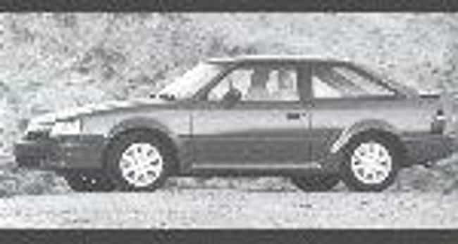 1988 Ford Escort Station... is listed (or ranked) 3 on the list List of Popular Ford Station Wagons