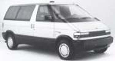 1988 Ford Aerostar Minivan is listed (or ranked) 2 on the list List of Popular Ford Minivans