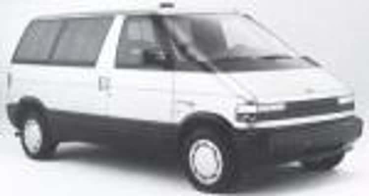 1988 Ford Aerostar Minivan