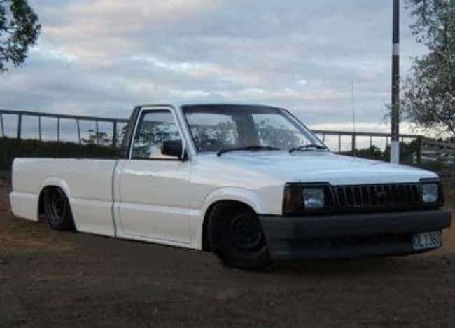 1988 Ford Courier Pickup truck is listed (or ranked) 4 on the list List of Popular Pickup trucks