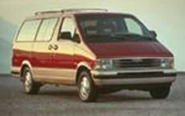 1992 Ford Aerostar Minivan is listed (or ranked) 1 on the list List of 1992 Fords