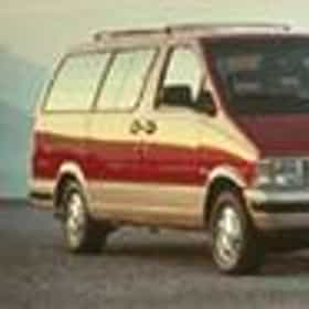 1992 Ford Aerostar Minivan