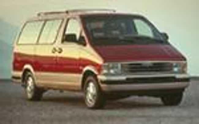1992 Ford Aerostar Minivan is listed (or ranked) 4 on the list List of Popular Ford Minivans