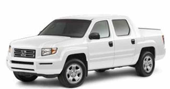 2006 Honda Ridgeline is listed (or ranked) 1 on the list The Best Honda Ridgelines of All Time