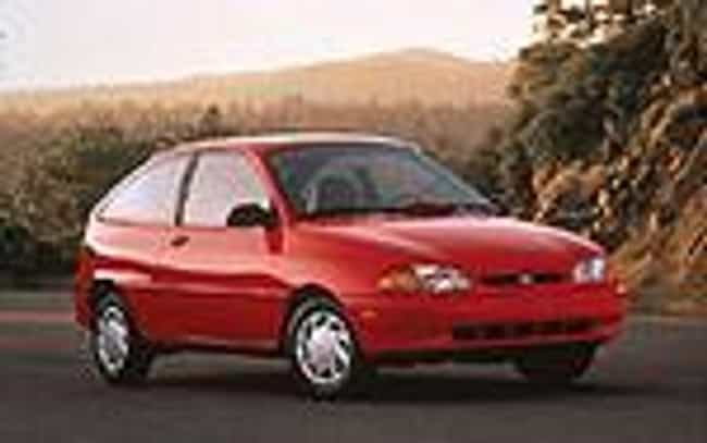 Fords List Of All Ford Cars