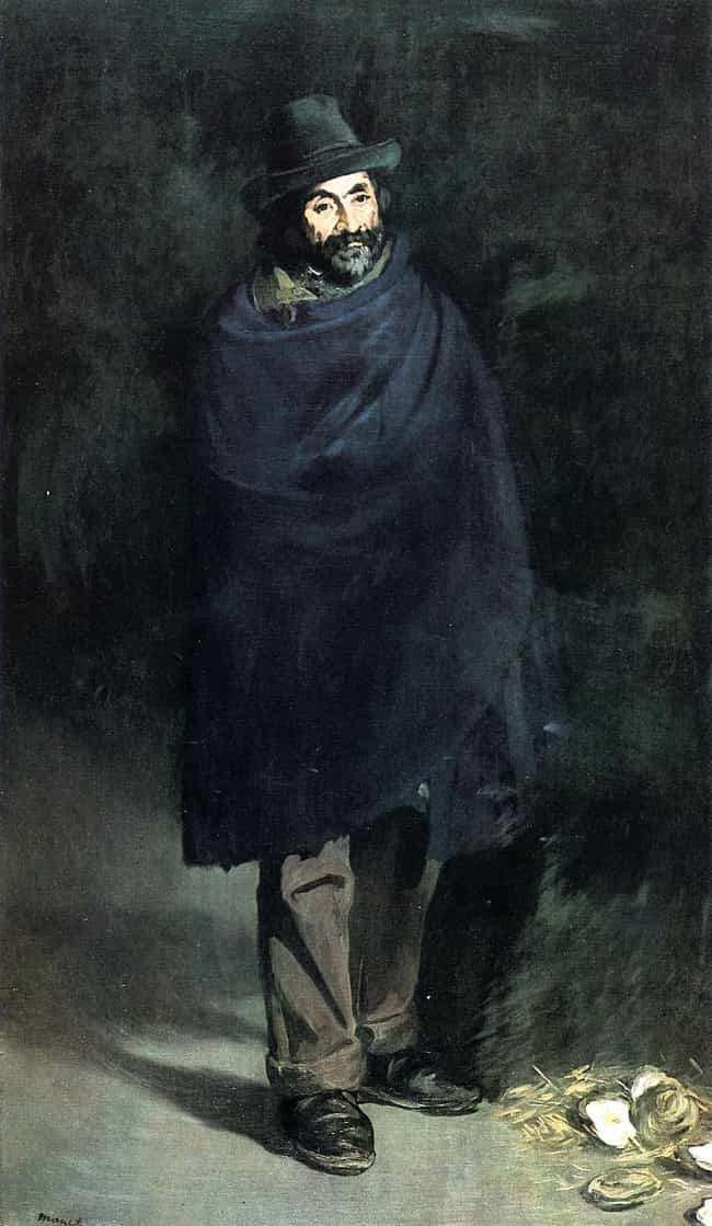 Beggar with Oysters (Philosoph... is listed (or ranked) 2 on the list List of Famous Douard Manet Artwork