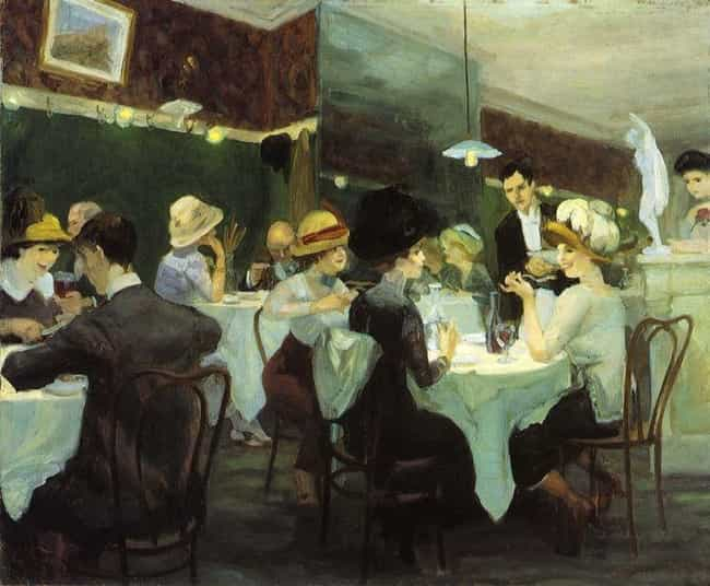 Famous Genre Paintings by John French Sloan