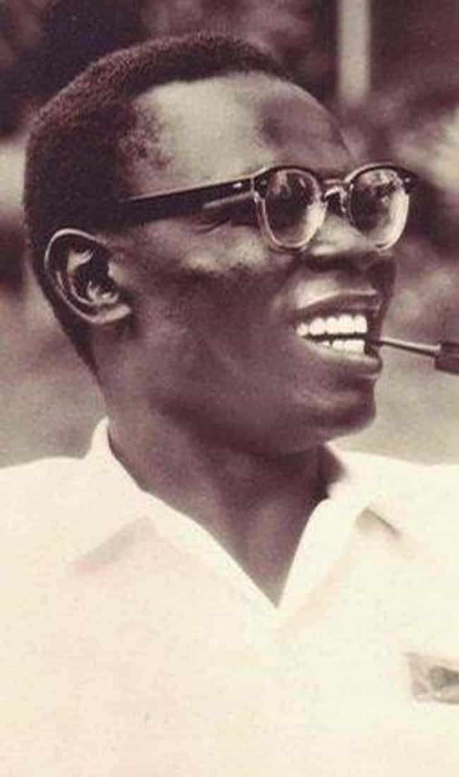 Barack Obama Sr. is listed (or ranked) 1 on the list Famous Politicians from Kenya