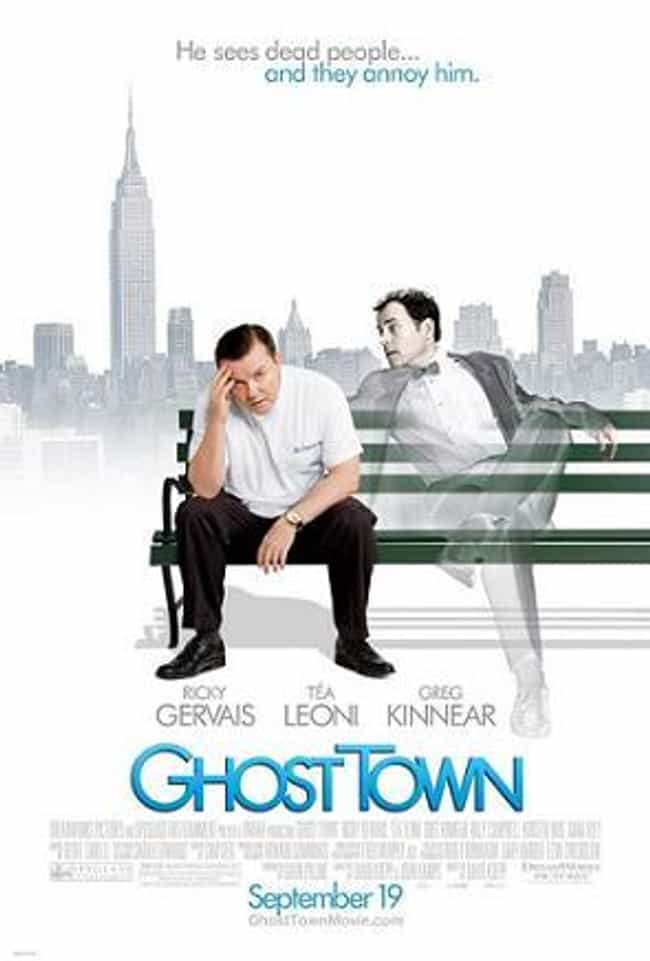 Ghost Town is listed (or ranked) 6 on the list What to Watch If You Love The Good Place