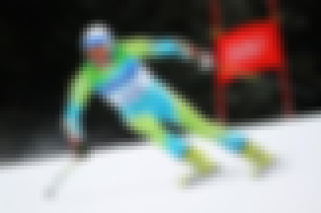 Aleš Gorza is listed (or ranked) 1 on the list Famous Alpine skiers from Slovenia
