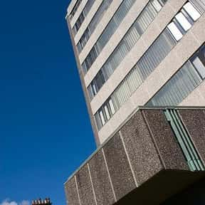 Boyd Orr Building is listed (or ranked) 19 on the list Famous Brutalist Architecture Buildings