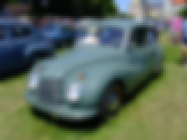 DKW F89 is listed (or ranked) 1 on the list Full List of DKW Models