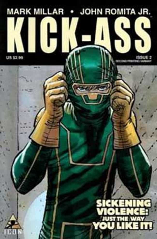 Kick-Ass is listed (or ranked) 4 on the list The Best Mark Millar Comic Books