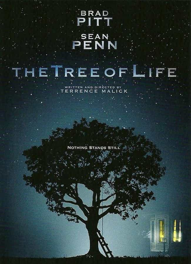 The Tree of Life is listed (or ranked) 4 on the list The Most Pretentious Movies Ever Made