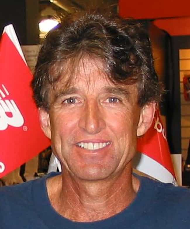 Frank Shorter is listed (or ranked) 4 on the list Famous Male Runners