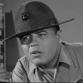 Frank Sutton is listed (or ranked) 4 on the list Gomer Pyle, U.S.M.C. Cast List