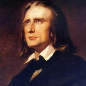 Franz Liszt is listed (or ranked) 25 on the list Famous People Who Died Of Pneumonia