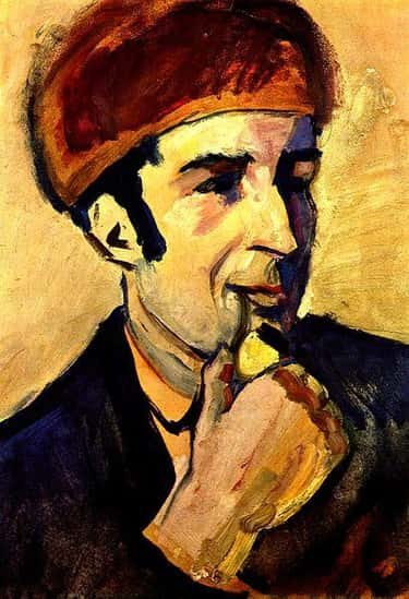 Franz Marc is listed (or ranked) 5 on the list Famous German Expressionism Artists