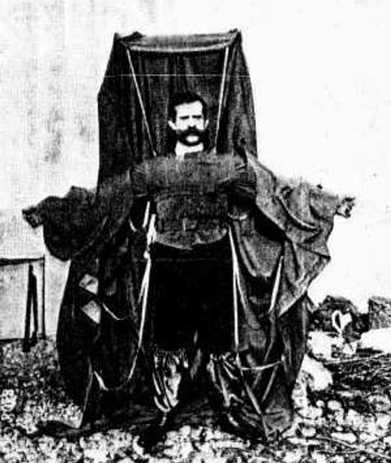 Franz Reichelt is listed (or ranked) 4 on the list Famous Male Tailors