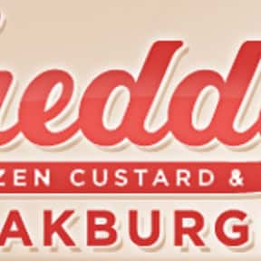 Freddy's Frozen Custard & Stea is listed (or ranked) 19 on the list Companies Headquartered in Kansas