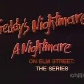 Freddy's Nightmares is listed (or ranked) 12 on the list The Best 1980s Fantasy TV Series