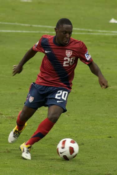 Freddy Adu is listed (or ranked) 2 on the list JoJo Loves and Hookups