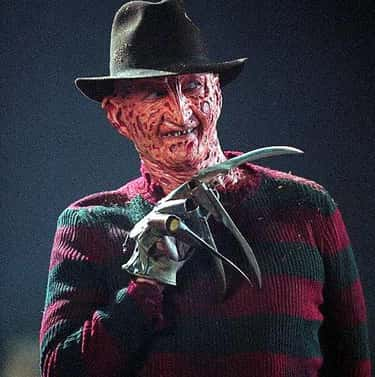 Freddy Krueger is listed (or ranked) 2 on the list The Most Utterly Terrifying Figures in Horror Films