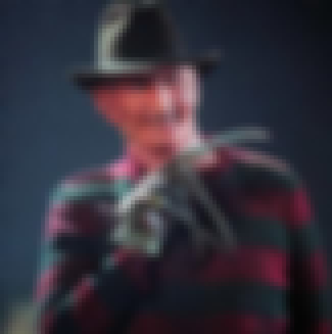 Freddy Krueger is listed (or ranked) 2 on the list 60+ of Your Greatest Childhood Fears