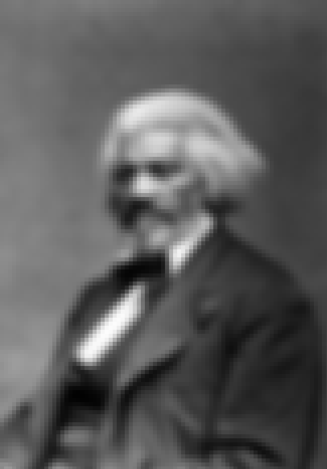 Frederick Douglass is listed (or ranked) 6 on the list List of Famous Publishers
