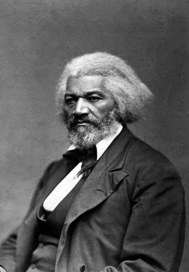 Frederick Douglass is listed (or ranked) 2 on the list Famous Male Orators