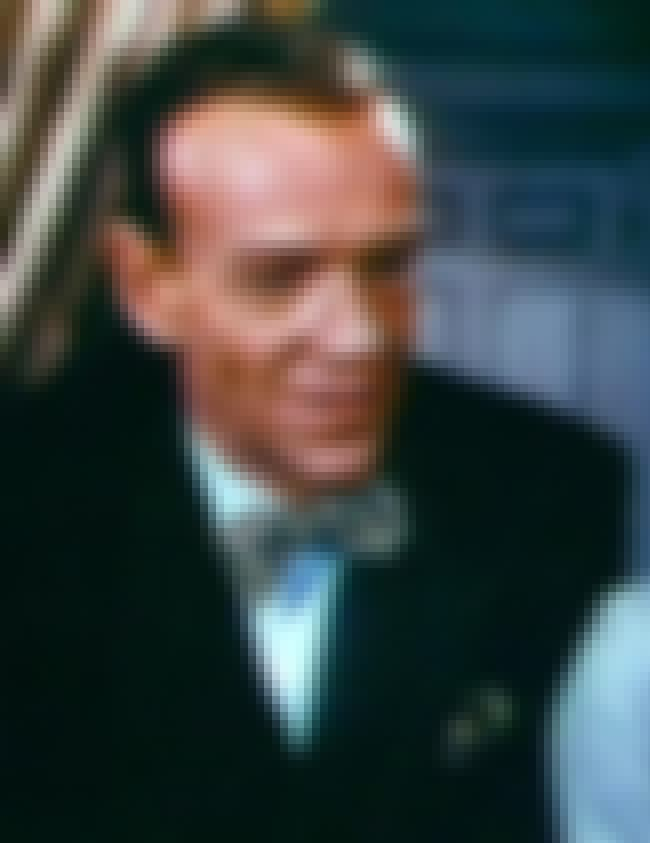 Fred Astaire is listed (or ranked) 3 on the list Famous Male Choreographers