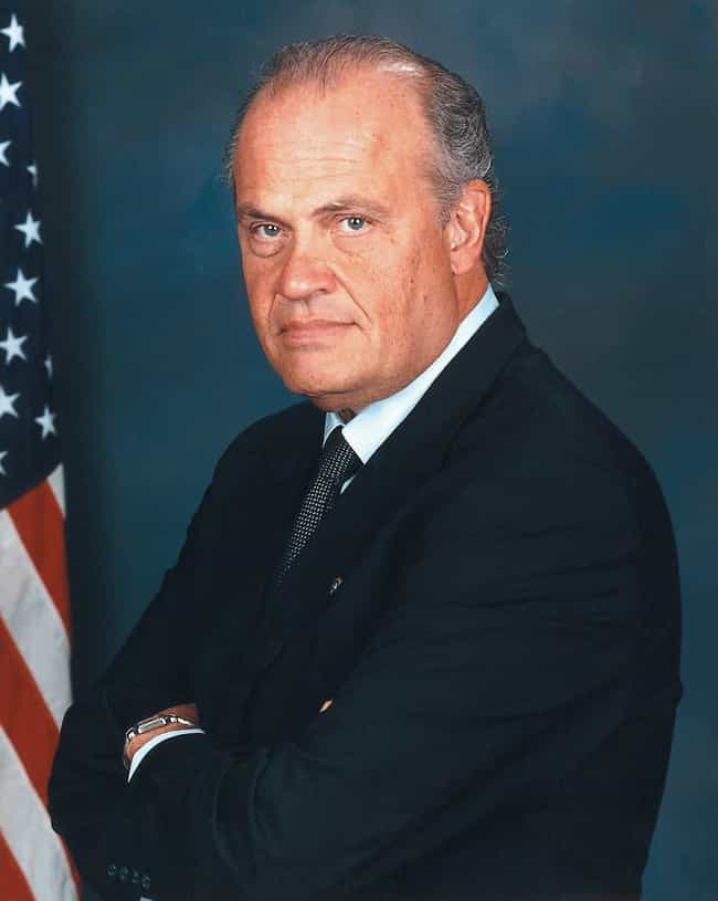 Fred Thompson is listed (or ranked) 55 on the list Dead Actors and Actresses of 2015