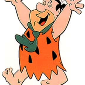 Fred Flintstone is listed (or ranked) 1 on the list List of All The Flintstones Characters