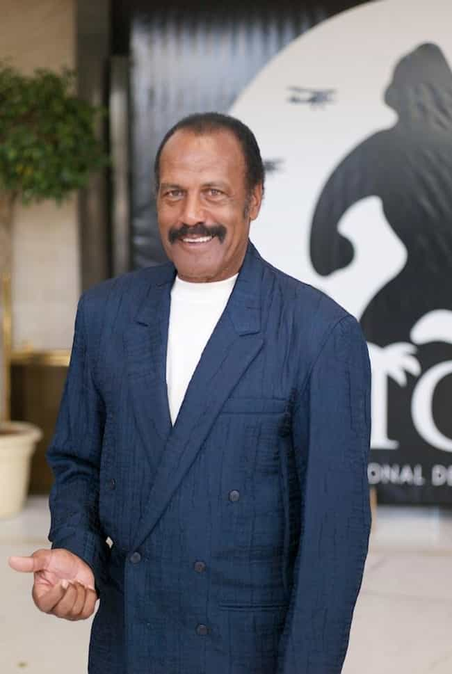 Fred Williamson is listed (or ranked) 3 on the list Playgirl Man of the Month Winners List