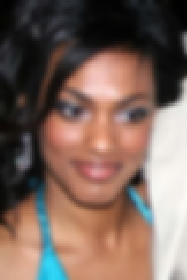 Freema Agyeman is listed (or ranked) 3 on the list Famous Radford University Alumni