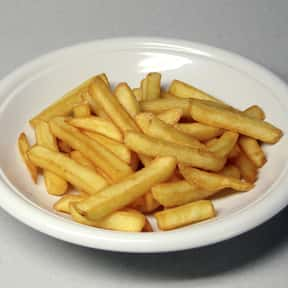 French Fries is listed (or ranked) 5 on the list The Most Delicious Foods in the World